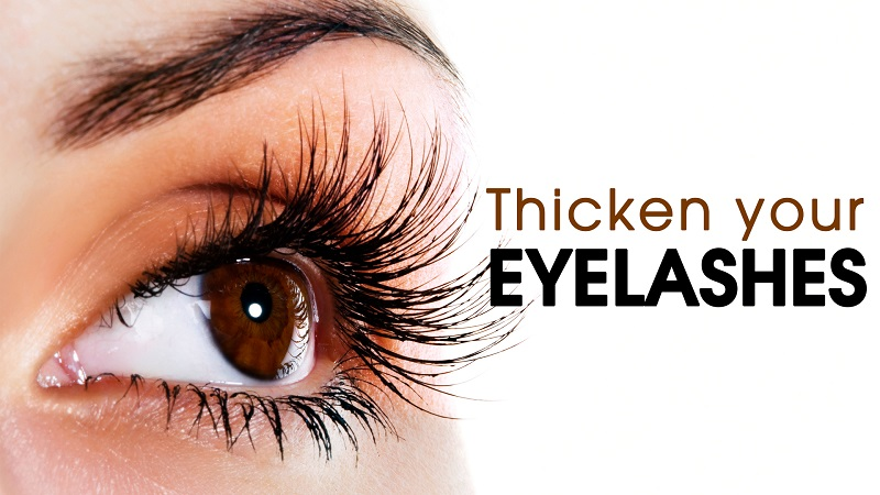 How To Thicken Your Eyelashes Naturally Ruby Style Studio