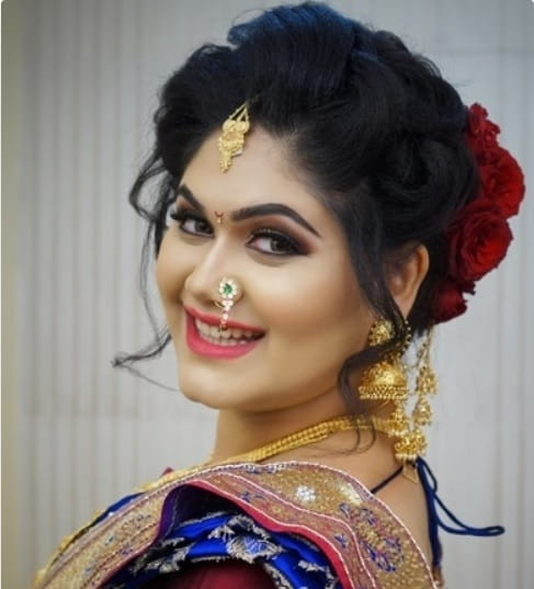 Traditional Indian Bridal Makeup Looks Across India | Ruby