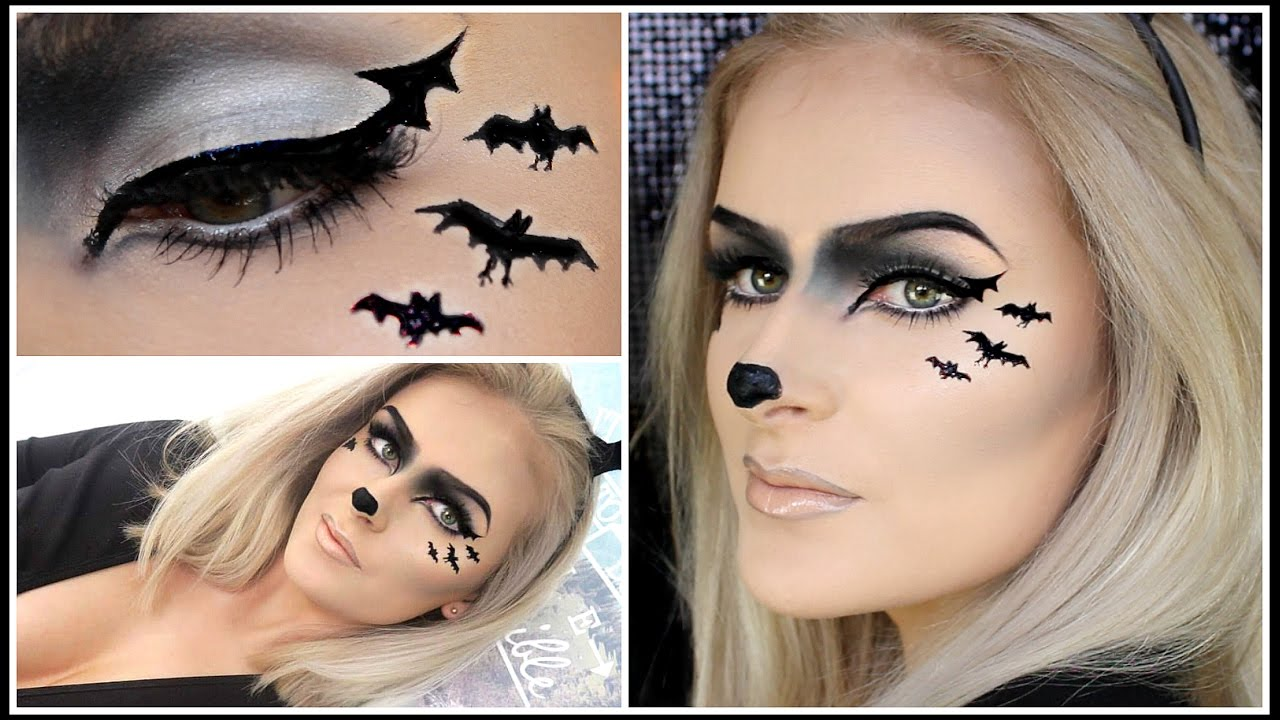 HALLOWEEN MAKEUP TIPS AND TRICKS - Ruby Style Studio